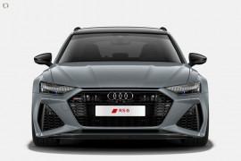 Audi RS6 Avant Tiptronic Quattro 4A MY21