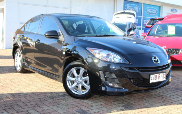 2010 Mazda 3 BL Series 1 MY10 Maxx Sport Sedan