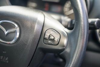 2016 Mazda BT-50 UR XT Cab chassis