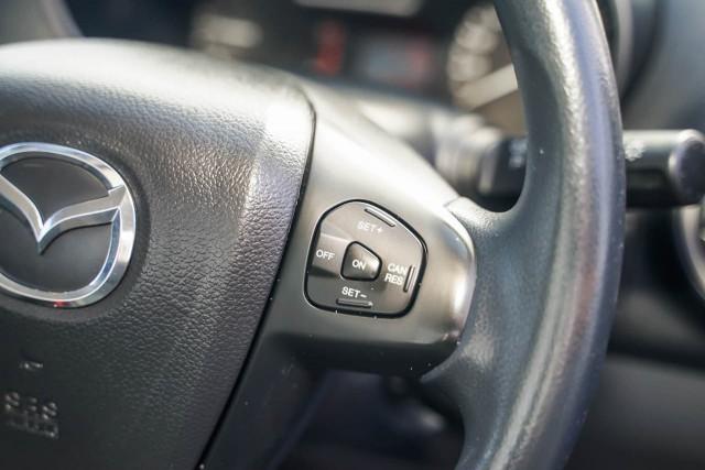 2016 Mazda BT-50 UR XT Cab chassis Image 10