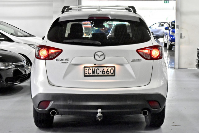 2013 Mazda Cx-5 KE1021  Maxx Sport Suv Image 4