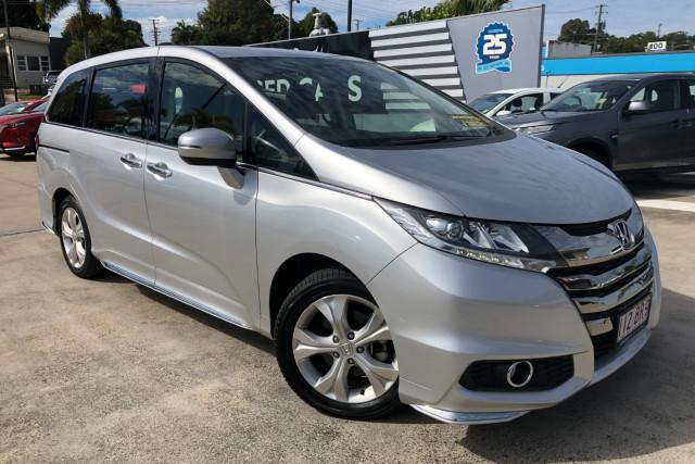 2019 Honda Odyssey 5th Gen VTi Wagon