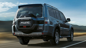 Pajero MiTEC Technology