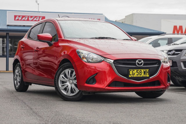 2015 Mazda 2 DJ Series Neo Hatchback