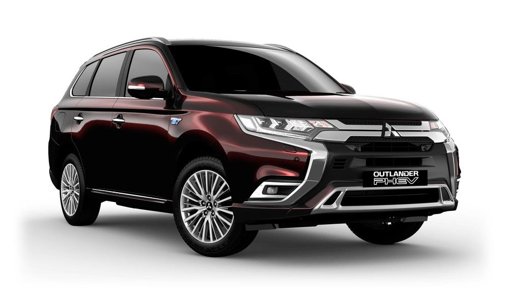 2018 MY19 Mitsubishi Outlander PHEV ZK Exceed Wagon