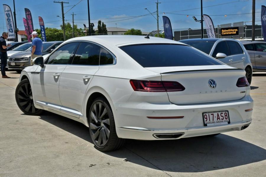 2017 MY18 Volkswagen Arteon 3H MY18 206TSI Sedan DSG 4MOTION R-Line Liftback