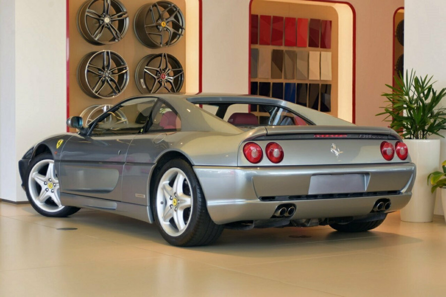 1997 Ferrari F355 Berlinetta Coupe Mobile Image 2