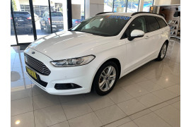 2015 Ford Mondeo MD Ambiente Wagon Image 2
