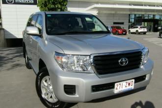 Toyota Landcruiser GXL VDJ200R MY13