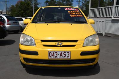 2004 Hyundai Getz TB MY04 GL Hatchback Image 2