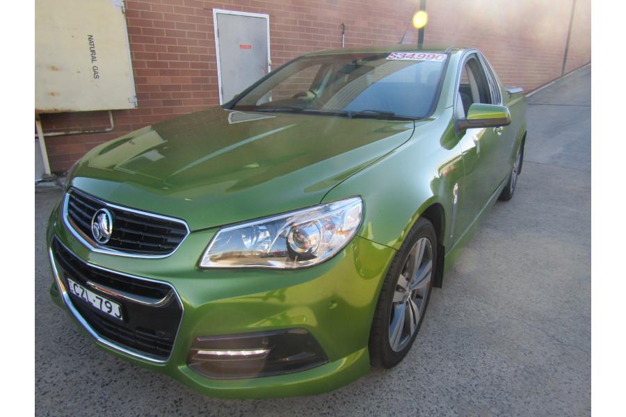 2015 Holden Ute Ute