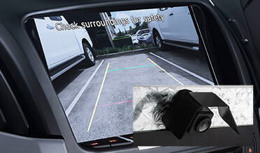 Reversing Camera Compatible with 7