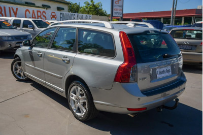 2010 Volvo V50 (No Series) MY11 T5 S Wagon Image 3
