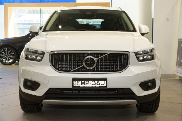 2021 MY20 Volvo XC40 XZ T4 Inscription Suv Image 5