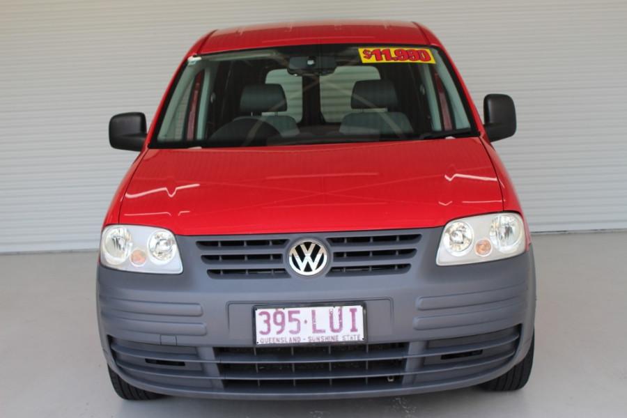 2008 Volkswagen Caddy 2KN 2KN Van Image 3