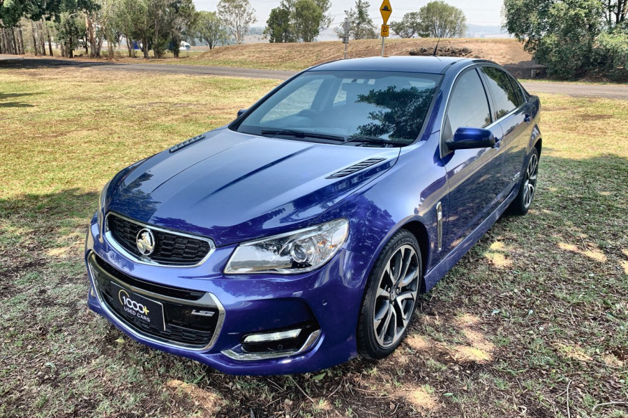 2015 MY16 Holden Commodore VF II MY16 SS V Sedan