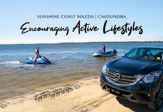 MEDIA RELEASE: Sunshine Coast Mazda Brings Local Business Together for Outdoor, Caloundra Region Focused BT-50 Campaign