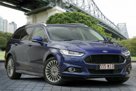 Ford Mondeo Titanium PwrShift MD