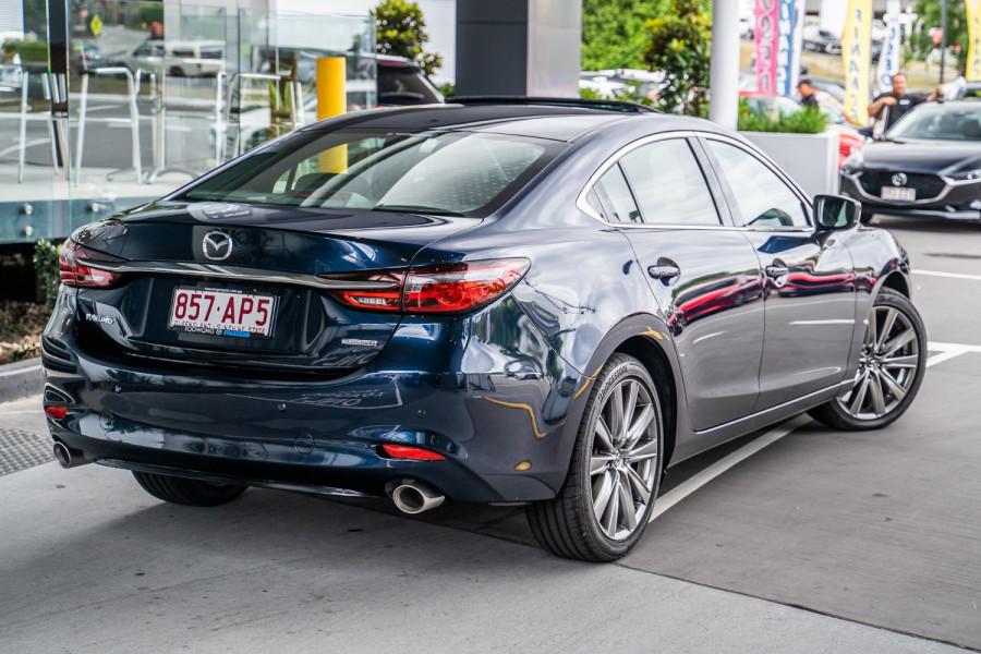 2020 Mazda 6 Atenza Sedan
