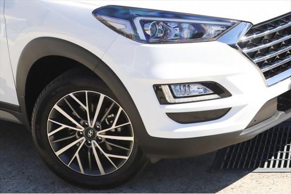 2020 Hyundai Tucson TL3 Elite Suv Image 2