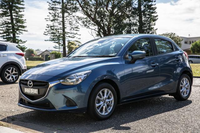 2017 Mazda 2 Maxx