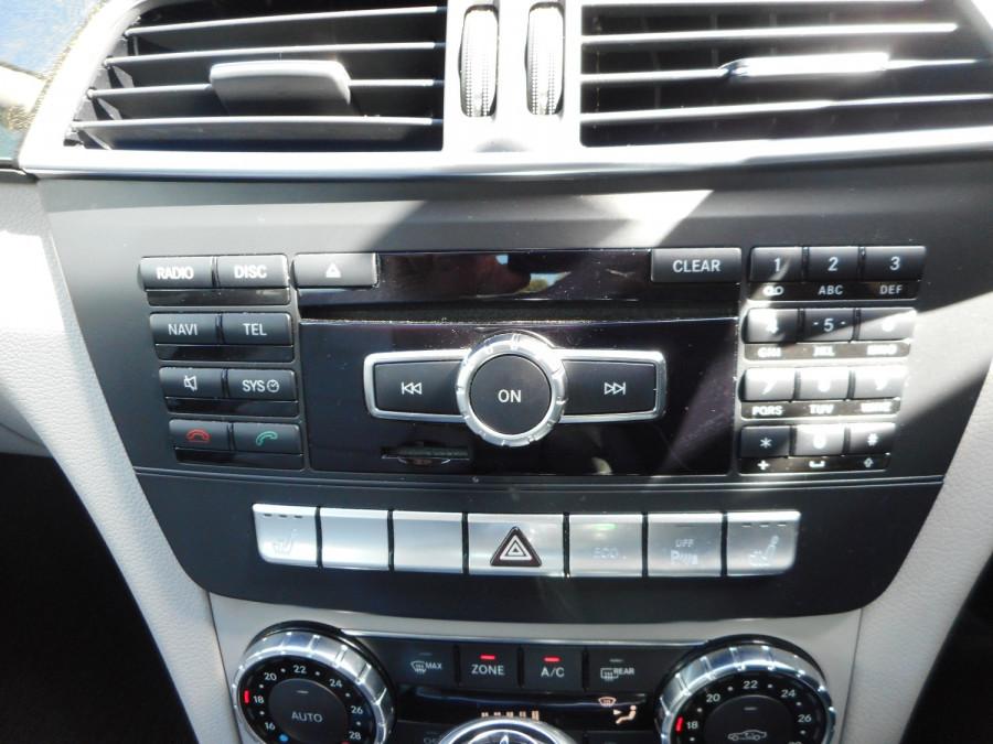 2014 Mercedes-Benz C-class W204  C250 CDI Avantgarde Sedan Image 17