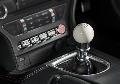 Mustang Mach 1 Shift Knob