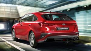 Cerato Hatch Tuned In Australia
