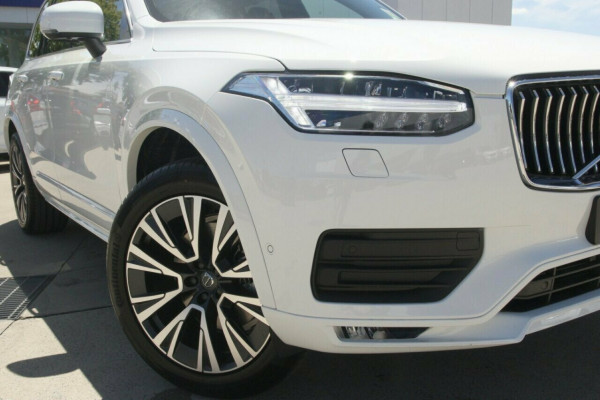 2020 MY21 Volvo XC90 L Series MY21 T6 Geartronic AWD Momentum Suv Image 2