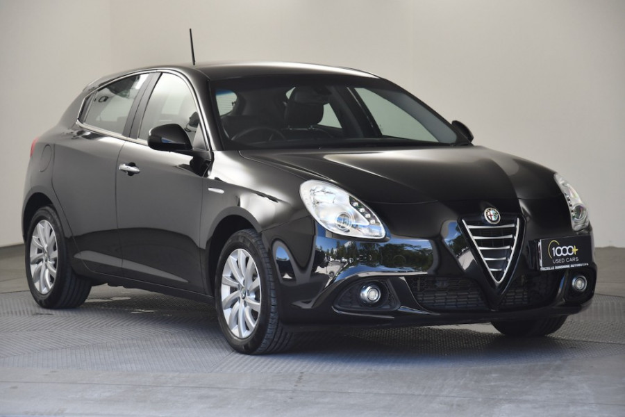 2016 MY15 Alfa Romeo Giulietta Series 1 Distinctive Hatchback