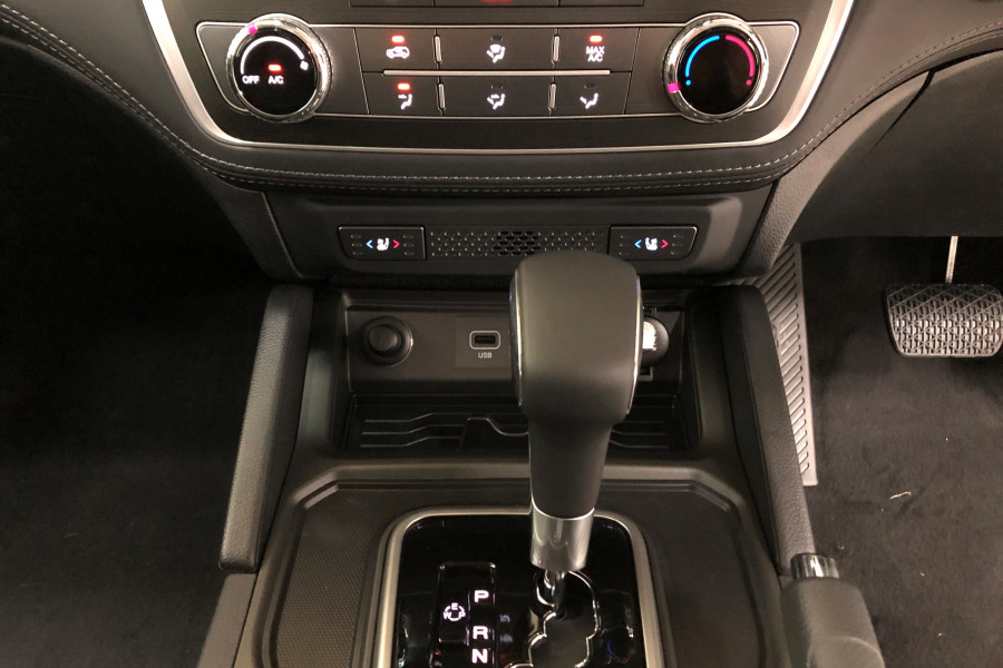 2020 MY19 SsangYong Musso Q200 Ultimate Utility Image 16