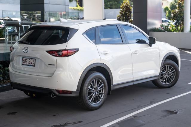 2021 Mazda CX-5 KF Series Maxx Sport Suv Mobile Image 2