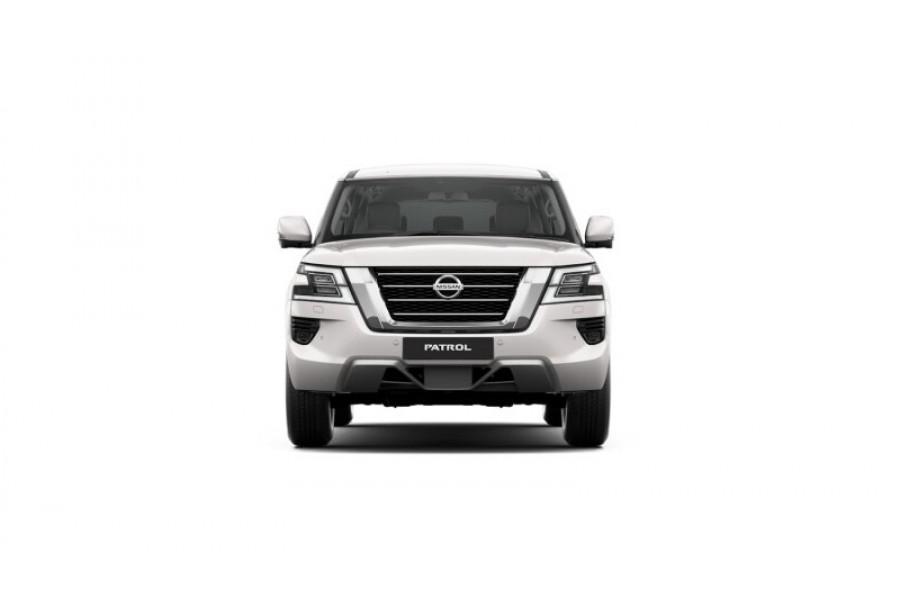 2021 Nissan Patrol TI Other