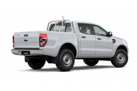 2021 MY21.25 Ford Ranger PX MkIII XL Double Cab Utility Image 4