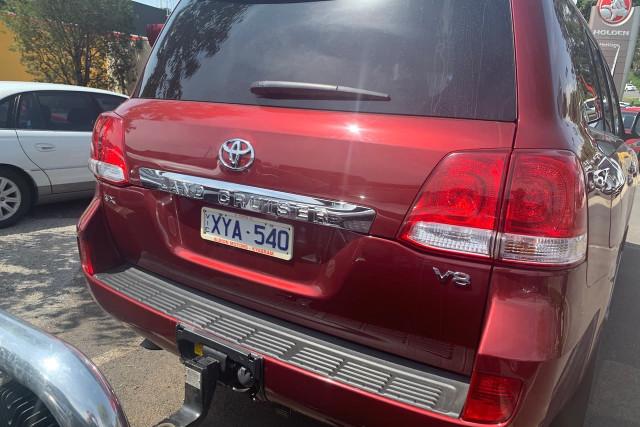 2010 Toyota Landcruiser VX
