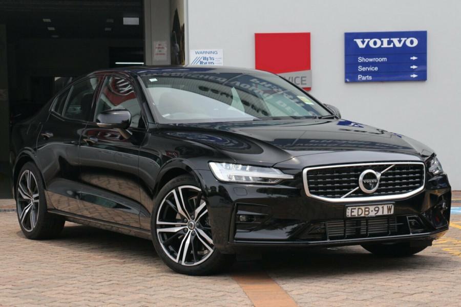 2019 MY20 Volvo S60 Z Series T5 R-Design Sedan Mobile Image 1