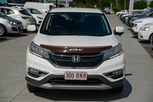 2016 Honda CR-V VTi-L 4WD