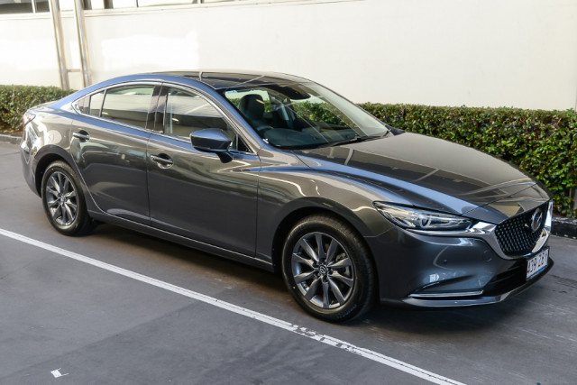 2019 Mazda 6 GL Series Touring Sedan Sedan Image 5