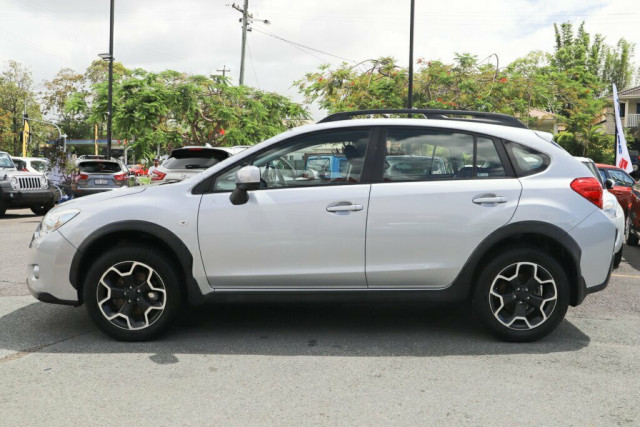 2012 Subaru XV G4X MY12 2.0i Lineartronic AWD Suv Image 4