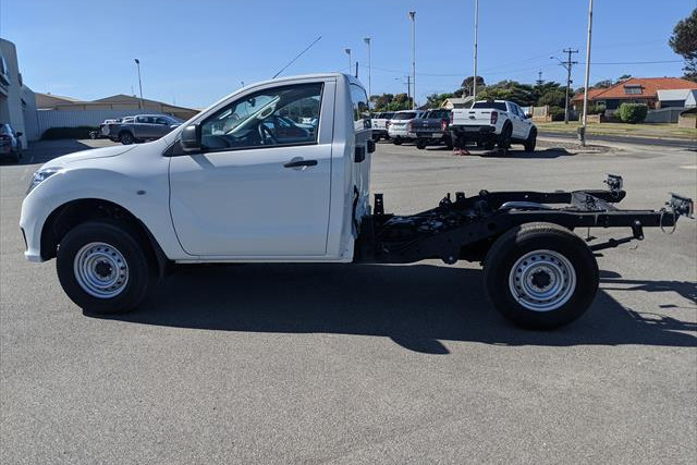 2018 Mazda BT-50 UR 4x2 2.2L Single Cab Chassis XT Other Mobile Image 8