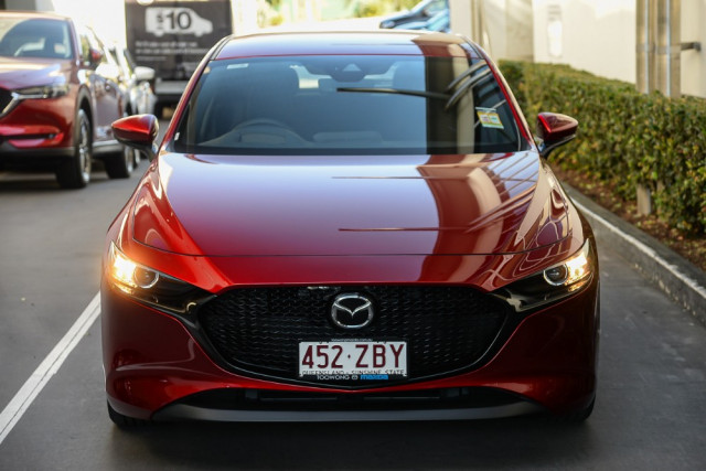 2019 Mazda 3 BP G25 Evolve Hatch Hatch Image 3