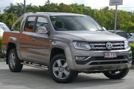Volkswagen Amarok TDI550 4MOTION Perm Highline 2H MY19