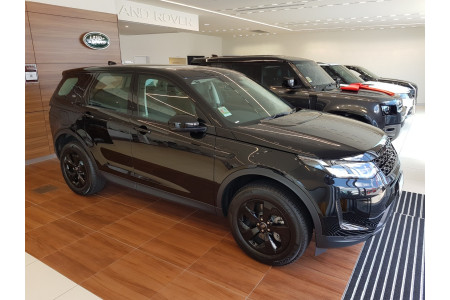 2020 MY20.5 Land Rover Discovery Sport L550 20.5MY D150 Suv Image 2