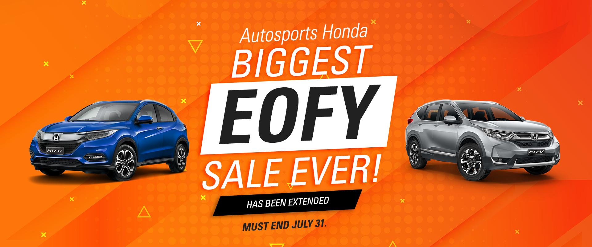 Biggest EOFY Sale Ever Extended!
