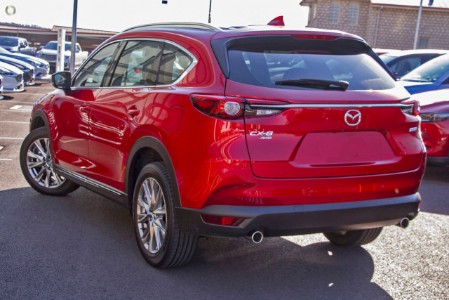2018 Mazda CX-8 KG Asaki Suv Image 4