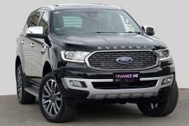Ford Everest TITANIUM UA II 2021.25MY