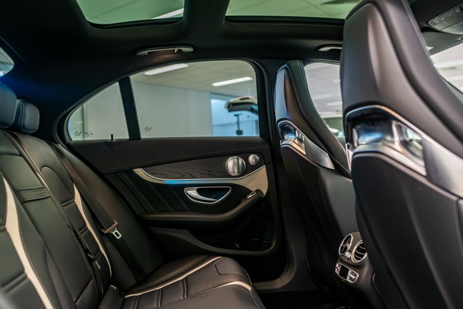 2016 MY07 Mercedes-Benz C-class W205  C63 AMG S Sedan Image 26