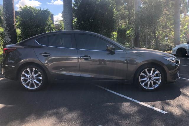 2015 Mazda 3 BM5238 SP25 Astina Sedan Image 3