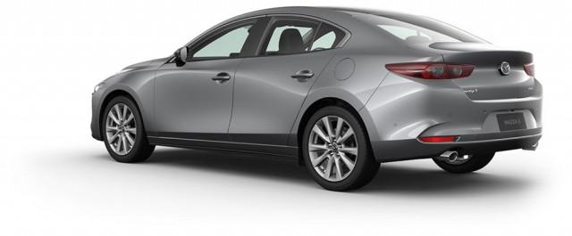 2021 Mazda 3 BP G20 Evolve Sedan Sedan Mobile Image 18