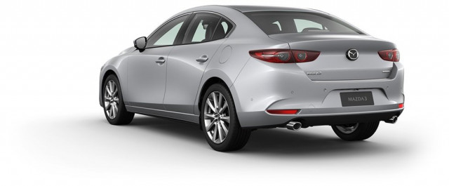 2020 Mazda 3 BP G25 Astina Sedan Sedan Mobile Image 17